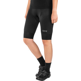 GORE WEAR C5 Legging Shorts Dames, black